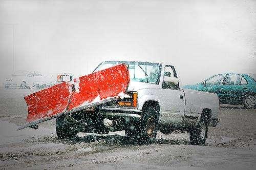Cincinnati Real Estate and Snow Plows