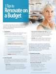 Do's and Don'ts for Renovating a Cincinnati Home on a Budget