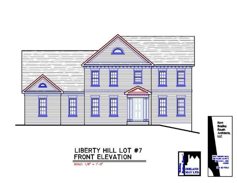 liberty hill 7 elevation