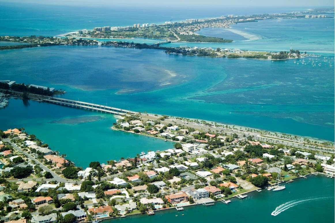 Escape to sunny Sarasota, Florida this winter