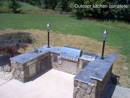 Cincinnati Outdoor Kitchens Become The New Gathering Place