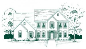 9390 Waxwing Dr new construction