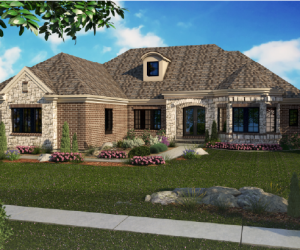 New Construction 9264 Liberty Hill